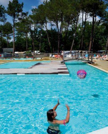 camping Tohapi Azu'rivage Aquitaine Azur Landes
