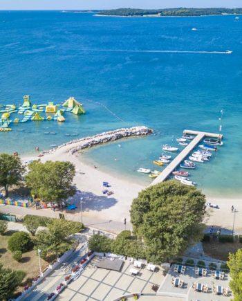 camping Tohapi Bi Village Istrie Fažana Etranger