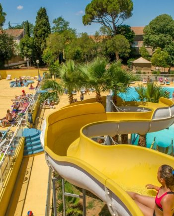 camping Tohapi Parc des Sept Fonts Languedoc-Roussillon Agde Herault