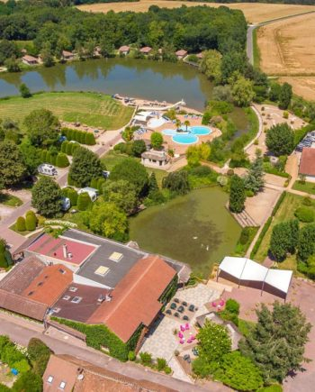 camping Tohapi Bois du Bardelet Centre-Val de loire Poilly-lez-Gien Loiret