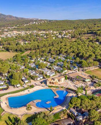 camping Tohapi Castell Montgri Costa Brava Estartit Etranger