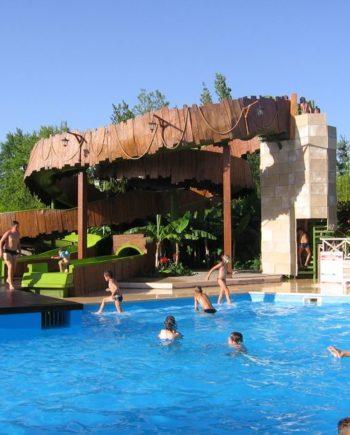 camping Camping Airotel Village Tropical Sen-Yan region1} MEZOS Landes