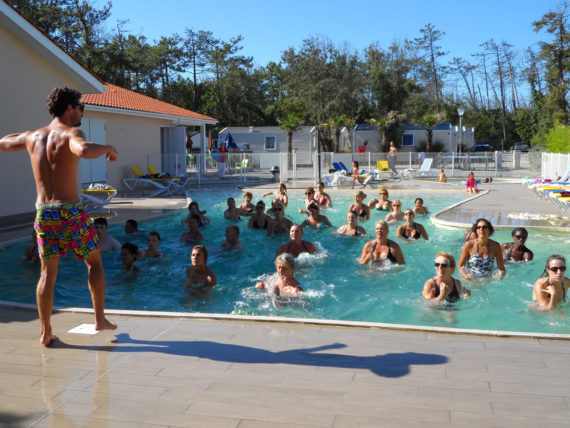 camping Camping Les Sables d'Argent region1} SOULAC SUR MER Gironde