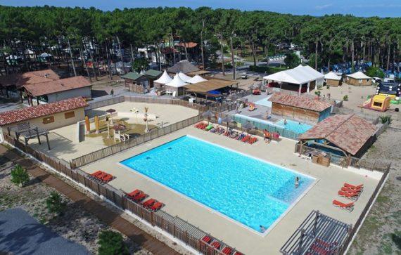 camping Domaine Résidentiel de Plein Air Les Tourterelles region1} VIELLE SAINT GIRONS Landes