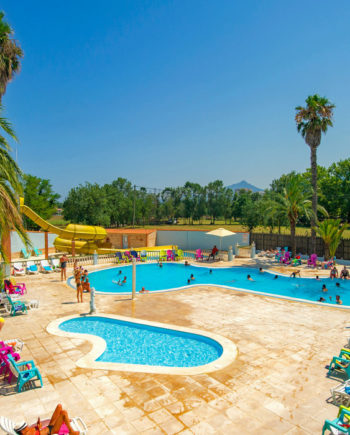 Camping Tohapi Le Neptune Languedoc-Roussillon