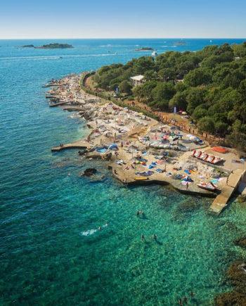 Camping Tohapi Bijela Uvala Istrie