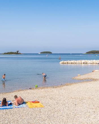 Camping Tohapi Valkanela Istrie