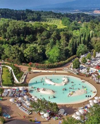 Camping Tohapi Norcenni Girasole Club Toscane