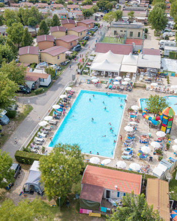Camping Tohapi Butterfly Lombardie
