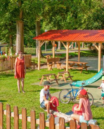 Camping Tohapi Le Parc de la Fecht Alsace