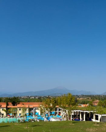 Camping Tohapi Belvedere Village Lombardie