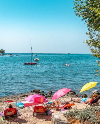 Camping Tohapi Polari Istrie