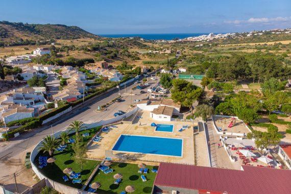 Camping Tohapi Orbitur Valverde Algarve
