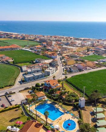Camping Tohapi Orbitur Angeiras Nord Portugal
