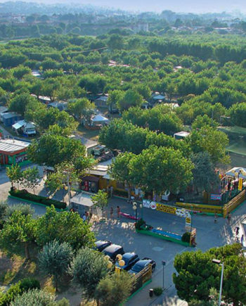 Camping Tohapi Romagna  Village Emilie-Romagne