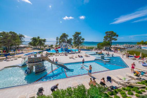 Camping Tohapi Zaton Dalmatie