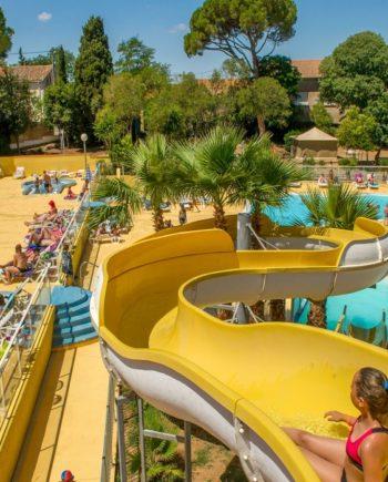 Camping Tohapi Parc des Sept Fonts Languedoc-Roussillon