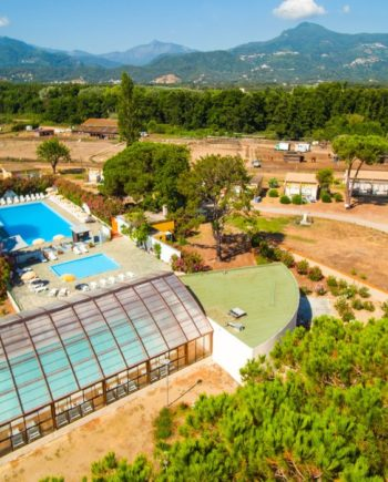 Camping Tohapi Domaine d'Anghione Corse