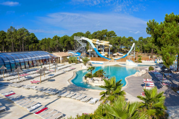 Camping Tohapi Atlantic Club Montalivet Aquitaine