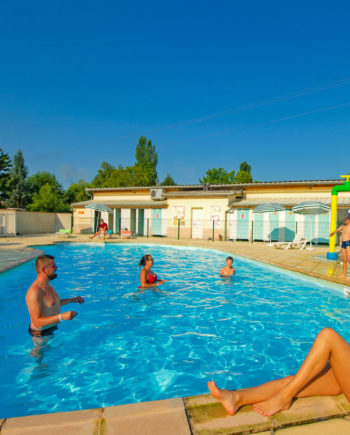 Camping Tohapi Le Ried Alsace