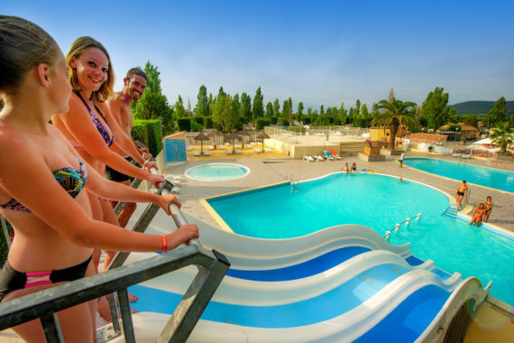 Camping Tohapi L'Europe Languedoc-Roussillon