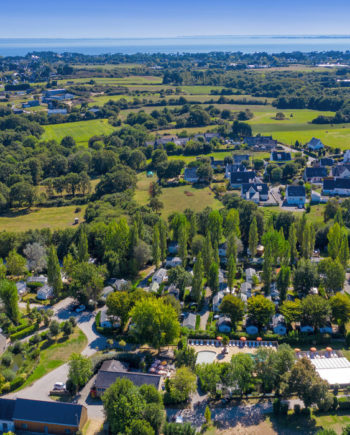 Camping Tohapi Domaine de Kermario Bretagne