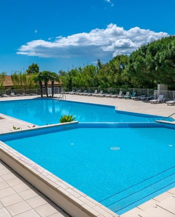 Camping Tohapi Les Fontaines Languedoc-Roussillon