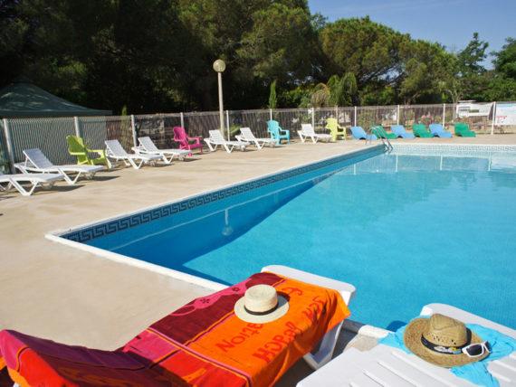 location camping Gard