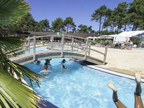 réserver vacances Domaine Résidentiel de Plein Air Medoc Plage