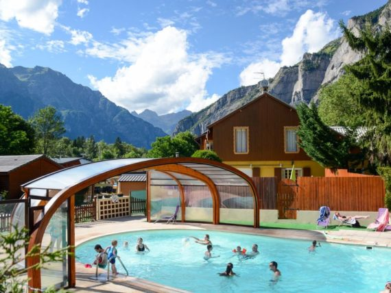 location camping Isere