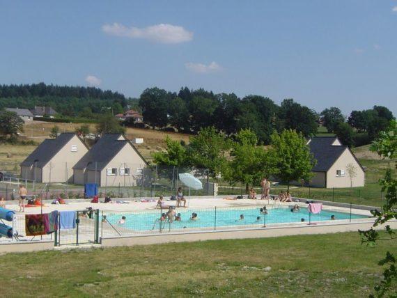 location camping Cantal